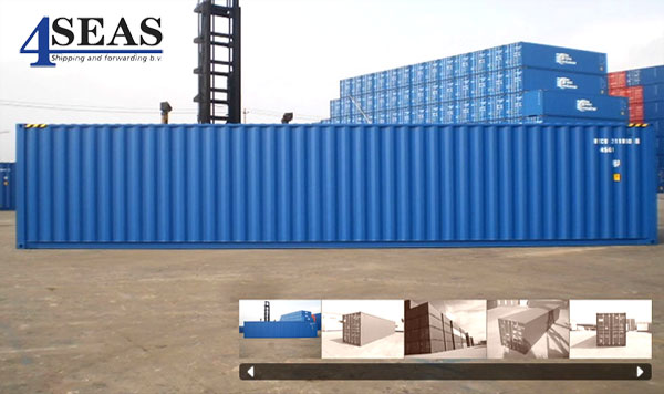 Seamed - 4seas shipping containers